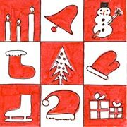 Weihnachtsinches