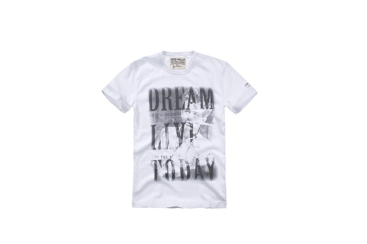 t-shirt James Dean #fredmello #jamesdean #fredmello1982 #newyork #springsummer2013 #accessible luxury #cool #usa #