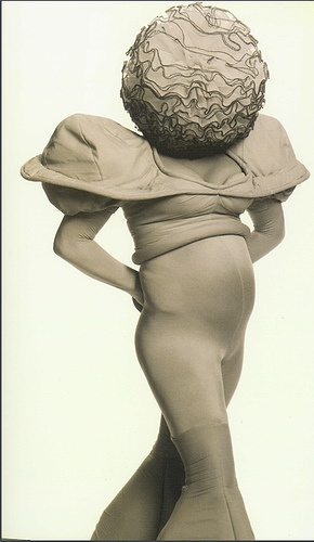 the inimitable Leigh Bowery by Fergus Greer