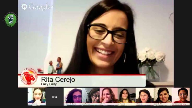 04 Mulheres Empreendedoras Digitais Rita Cerejo #Confira no YouTube a história dessa mãe que conquistou sua liberdade financeira com um part-time a partir de casa.