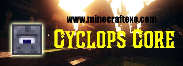 Cyclops Core Mod for Minecraft 1.12.2/1.12.1/1.10.2 it's a core library of CyclopsMC which required at the all of mod listed. Also, it's a pretty simple features that allow you guys to declare custom recipes via XML. And it will collects anonymized startup data, you can't disabled in your file config and adheres to Minecraft's snooper settings. Cyclops Core Mod for Minecraft 1.12.2/1.12.1/1.10.2 Main Features… [  158 more words ]  http://www.minecraftexe.com/cyclops-core-mod/ #minecraft…