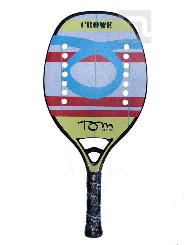 Racchetta Beach Tennis Tom Caruso CROWE 2014