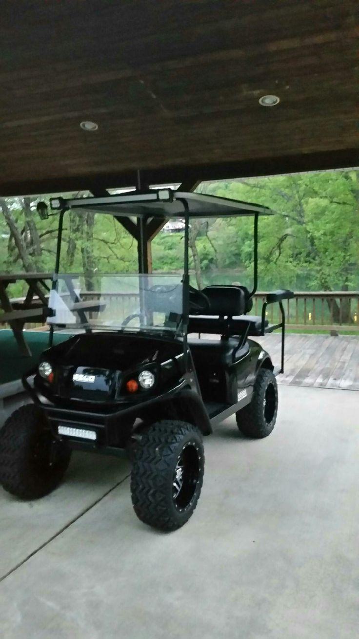 The exciting brand new street legal cruser sport elec car amp golf cart - Led Light Bar