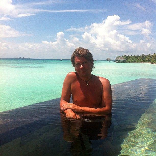 Nu tackar jag för mig denna gång med en sista bild från resan. Det har varit underbara dagar på #maldiverna och här på #oneandonly #reethirah #jordenruntmedving #vingresor #ving Läs mer om Maldiverna på http://www.ving.se/maldiverna/maldiverna