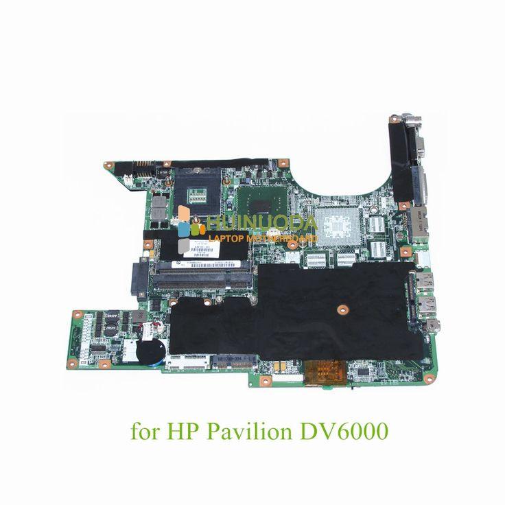 434723-001 434725-001 for HP Pavilion DV6000 15.4'' laptop motherboard 945GM DDR2 Without nvidia overheat problem #Affiliate