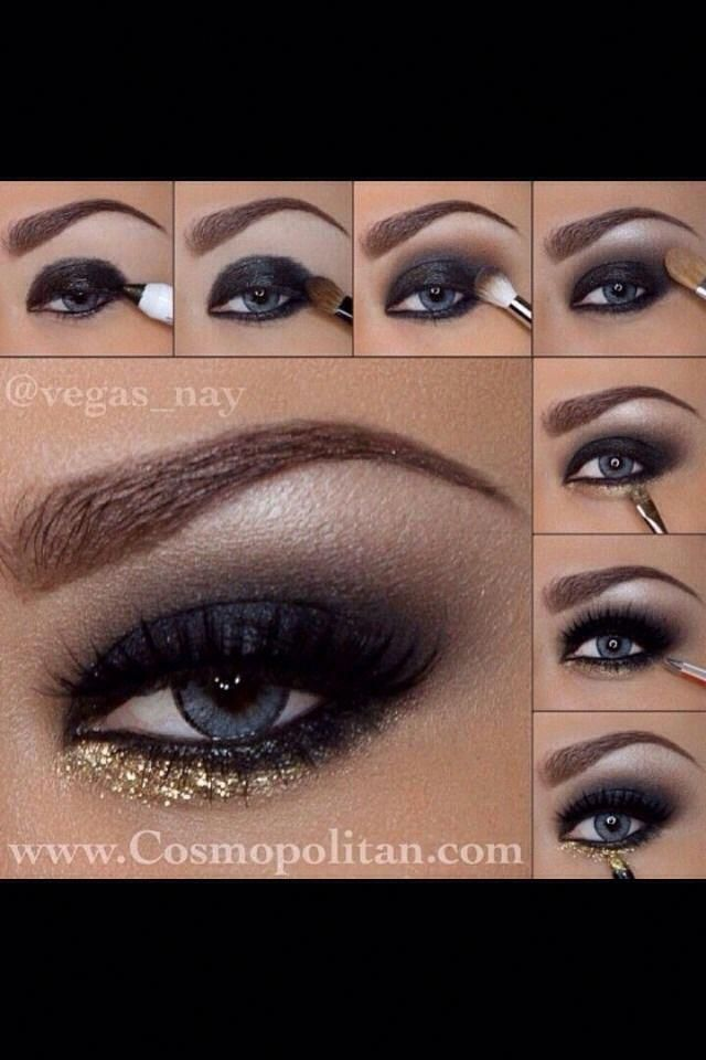 You Too Can Have Beautiful Eye Makeup With These Easy Step By Steps
