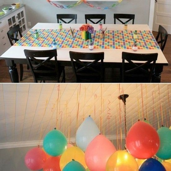 1000 ideas about helium alternative on pinterest for Balloon decoration ideas without helium