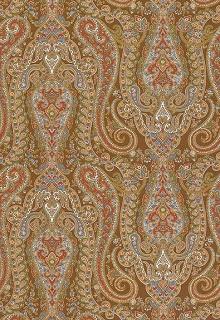 Isabella Paisley Wallpaper