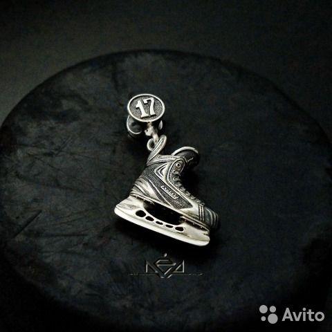 Конёк Хоккейный Кулон Х купить в Санкт-Петербурге на Avito — Объявления на сайте Avito