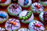 bug cupcakes for school