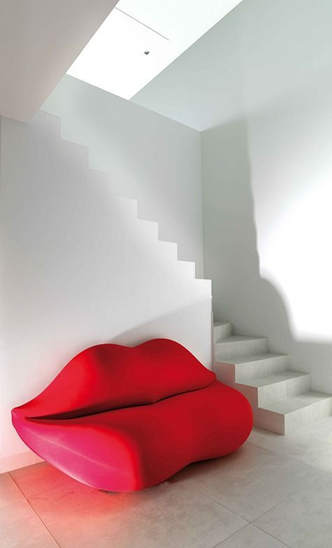 Don't wait to get the best red interior design inspiration! Find it with Essential Home at http://essentialhome.eu/
