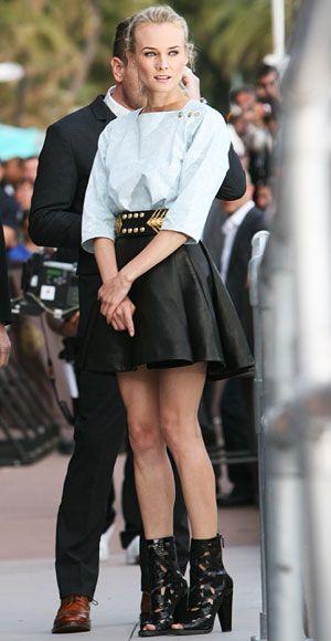 Diane Kruger Killing it at The Cannes Festival   chloelovescharlie.com   Chloe Loves Charlie Blog