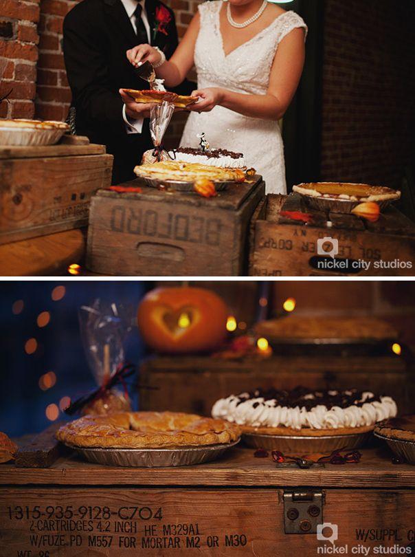 Wedding Pies For My Crazy Sister Lauren Davison Edwards