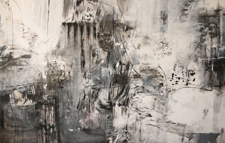 THE ROMANTIC- Acrylic/Panel 150x240 cm. 2015. zinniaclavo.com