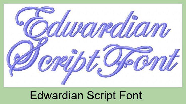 25+ Best Ideas about Edwardian Script on Pinterest ...
