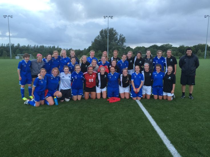 Limerick Ladies and Rhode University (USA) at UL this evening.