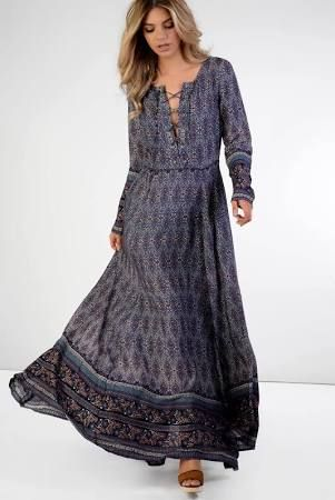 long sleeved maxi dresses - Google Search
