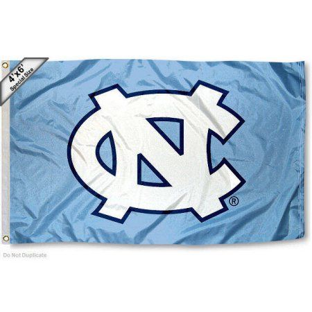 North Carolina Tar Heels 4' x 6' NCAA Flag