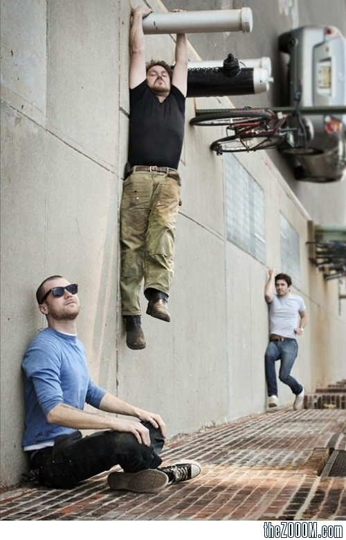Creative Forced #Perspective