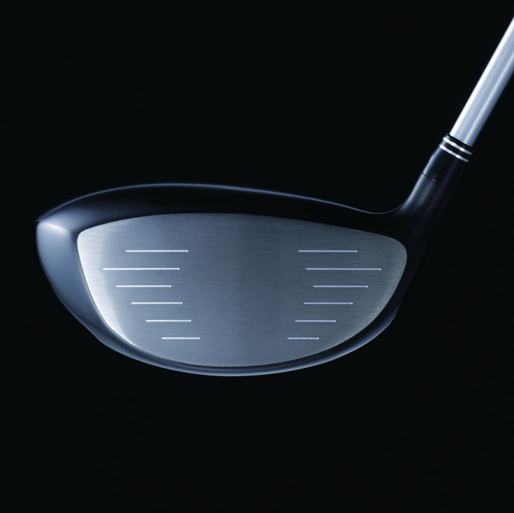 GLAMOROUS DRIVE ! METALFACTORY 2015 NEW MODEL A7 GOLF DRIVER [FACE]