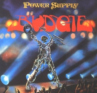 Budgie Power Supply Remastered. A New Wave of British Heavy Metal calssic finally remastered and re-issued.