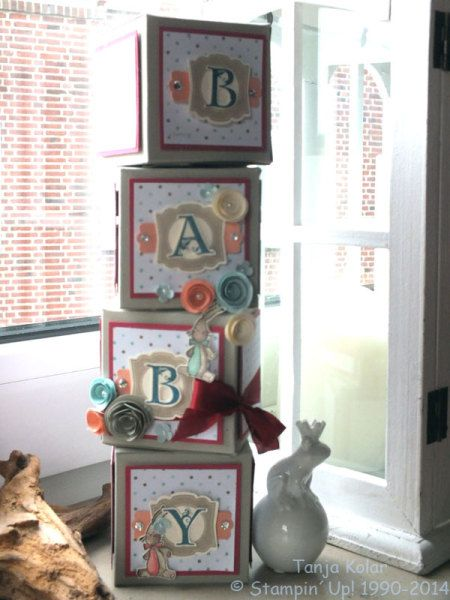 Baby gift or decoration