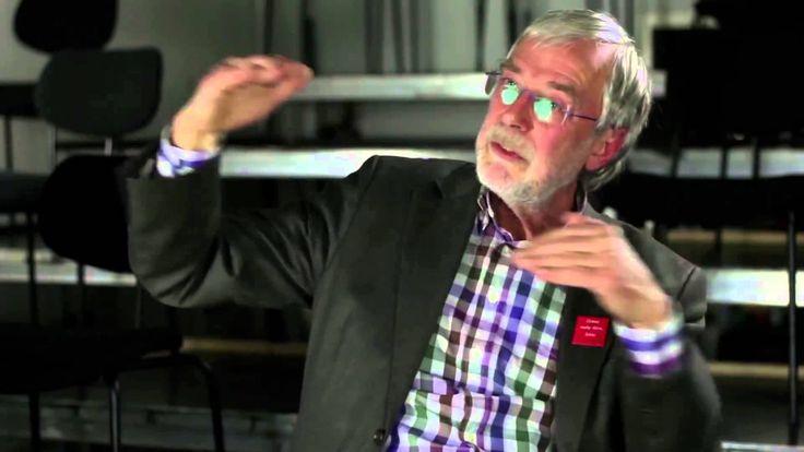 Harte Kritik am Bildungssystem von Gerald Hüther