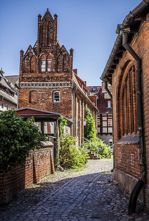 Stralsund, Germany (by  Tom Waldek)