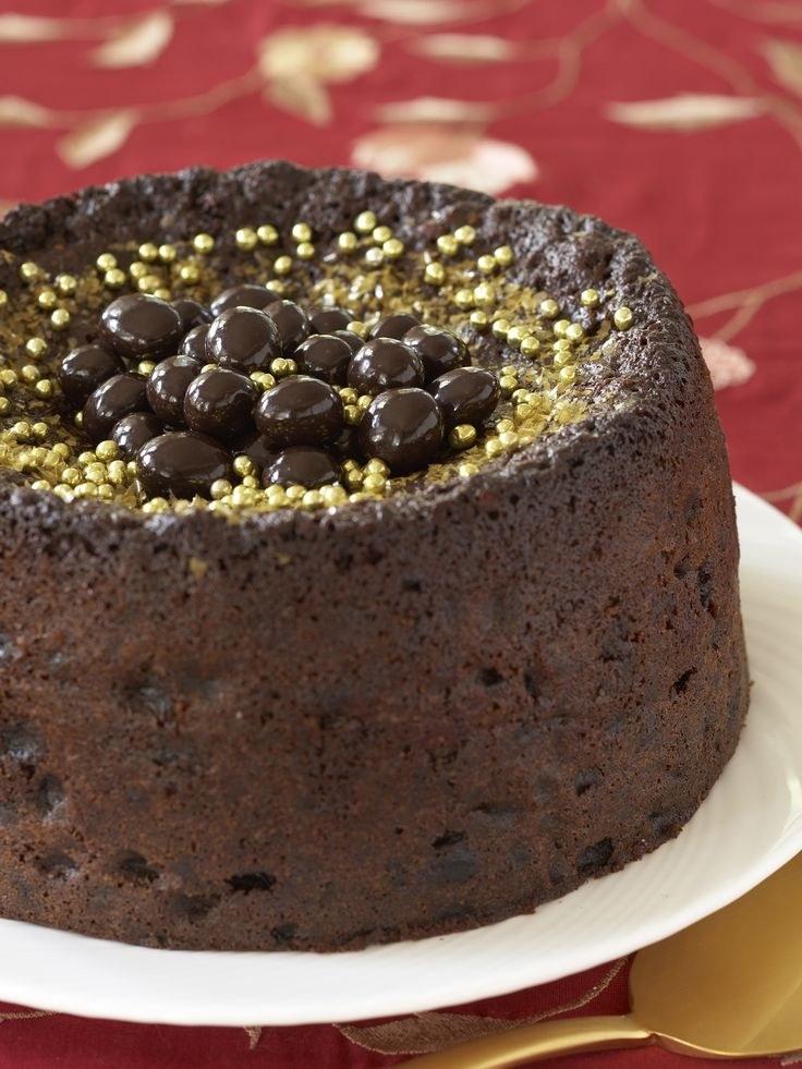 Get this all-star, easy-to-follow Chocolate Fruit Cake recipe from Nigella Lawson.