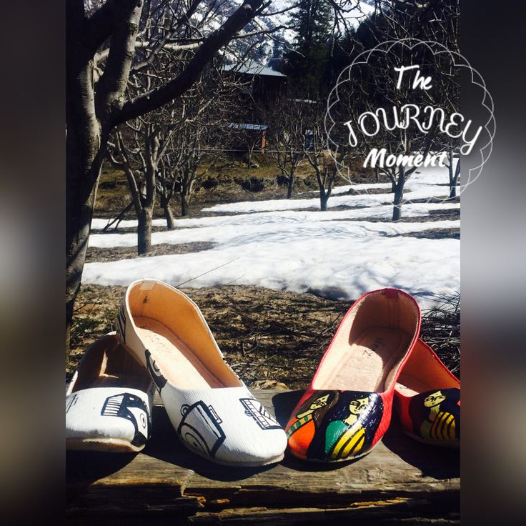 Zubiya handcrafted shoes , quirky products