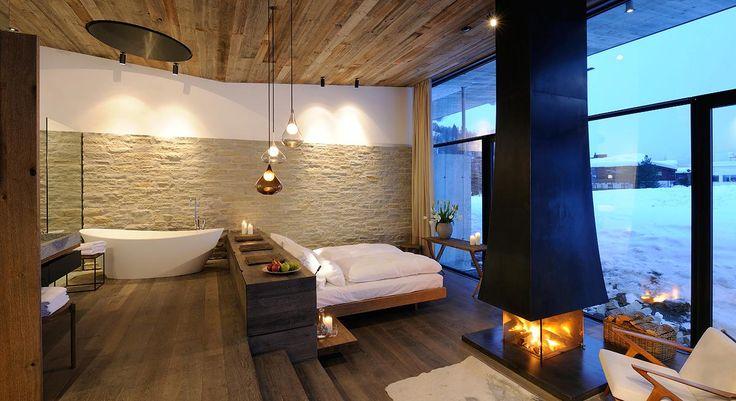 Focus.de - Stylischer Winterurlaub: Das sind die schönsten Designhotels im Schnee - Winter