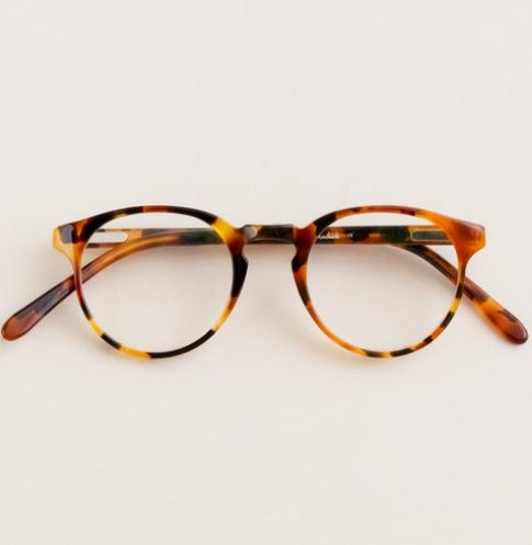 """Gafas graduadas tipo """"A.R. Trapp"""" (en este color)"""