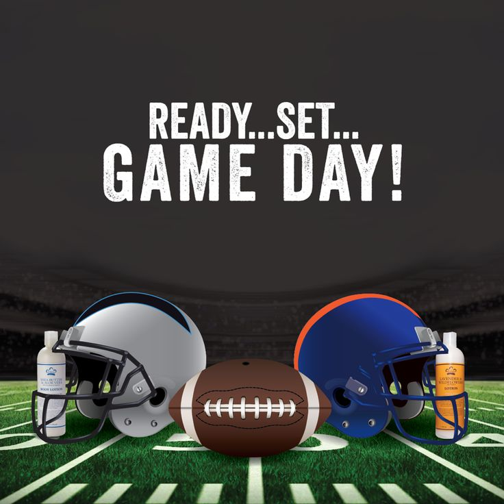 Ready...Set...Game Day! Superbowl 50 is tonight! Who are you rooting for - the Carolina Panthers or the Denver Broncos?