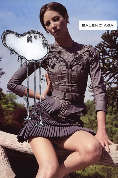 Balenciaga par Nicolas Ghesquière Romantisme Haute Couture