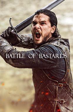 Jon Snow - Battle of Bastards