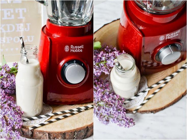 Russell hobbs Desire a  recept na makove mleko