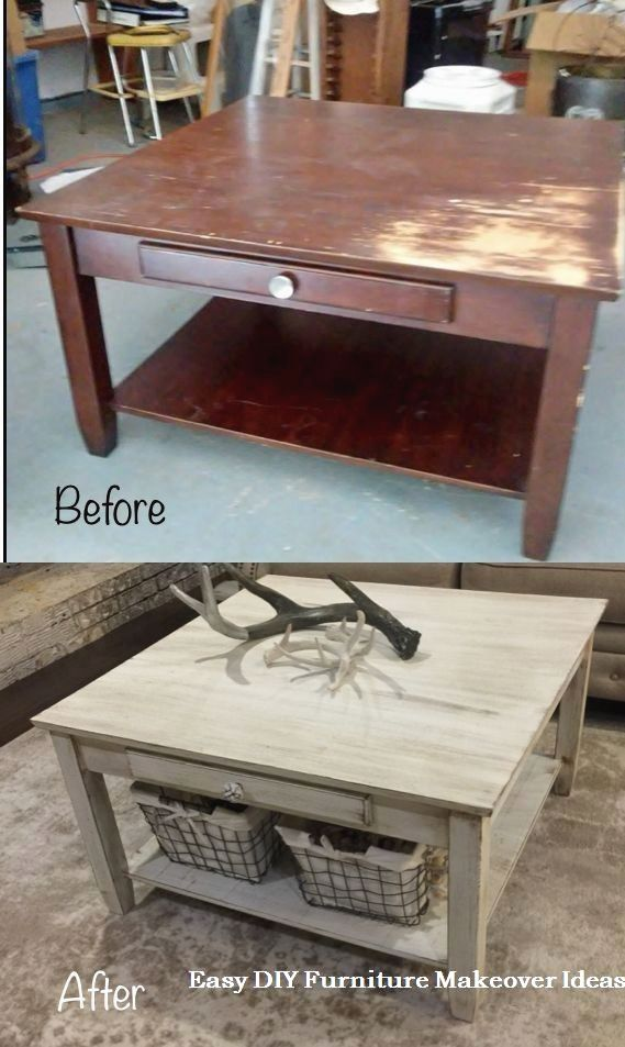New Great Tips And Diy Ideas For Furniture Makeover Makeover Oldfurniture Diy Furniture Table Coffee Table Makeover Repurposed Furniture Diy