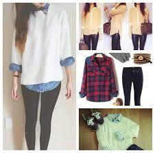 Resultado de imagen para outfits hipster mujer