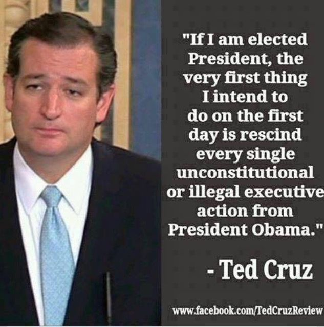 37 best TED CRUZ HAS MY VOTE!! images on Pinterest | 2016 election ...