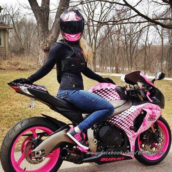Pink rider I would be called the orange rider!