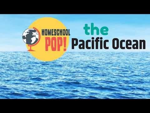 Oceans of the World for Kids | Classroom Video - YouTube | Homeschool Pop