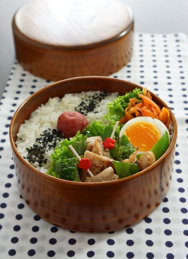 Japanese Traditional Bento Lunch