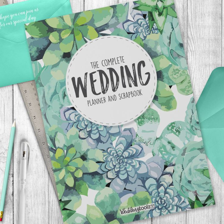 Wedding Organiser book- Wedding planning Diary / Planner /  Book
