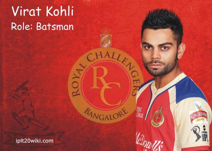 Virat Kohli - Royal Challengers Bangalore IPL 2014 Player
