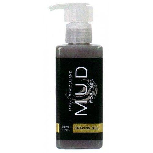 Mud For Men Shaving Gel 180mls