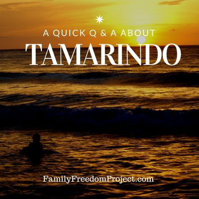 Answers to your questions about visiting Tamarindo, Costa Rica