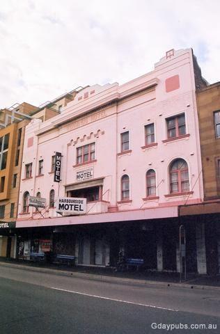 Former Terminus Hotel