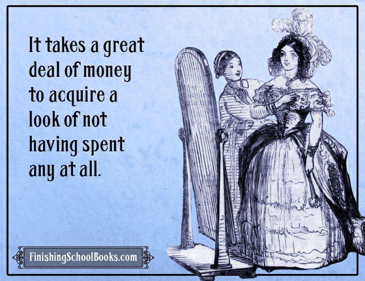 —Curtsies & Conspiracies, page 64: