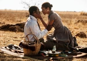 Naomie Harris is no stranger to playing tough women. But none have been as strong as her latest part as political leader Winnie Mandela.