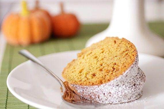 Pumpkin Pound Cake #pumpkin #cake